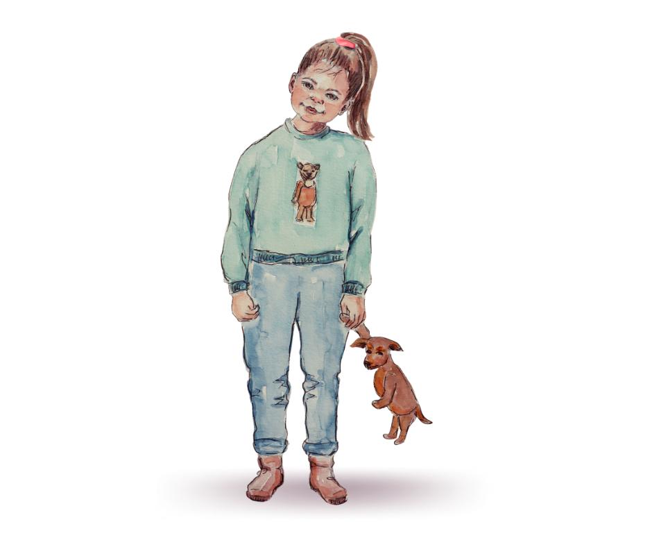 Ein Kinderbuch für Kinder mit Hemiparese